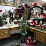 Many Christmas Decorations