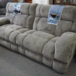 New Upolstered Recliner Sofa