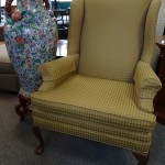 Two Wing Chairs