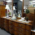 Henredon Queen Bedroom Set