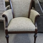 2 Side Arm Chairs
