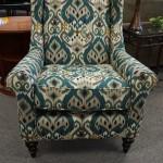 Upholstered Arn Chair