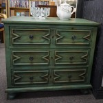 Drexel Pinehurst Painted Chest