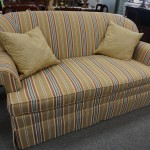 Stickley Down-Filled Love-Seat