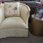 NEW Designer Accent Chair