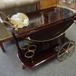 Italian Made Tea Cart