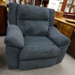 Power Recliner W/Lombar