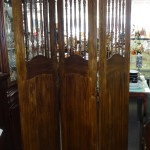 Wood Dividing Screen