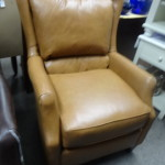 NEW ARRIVALS Leather Chair