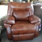 NEW ARRIVALS Leather Electric Recliner