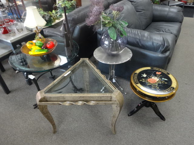 NEW ARRIVALS Accent Tables
