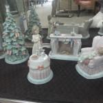 Lladro Christmas Scene