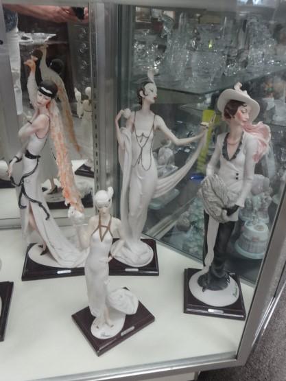 G. Armani Figurines